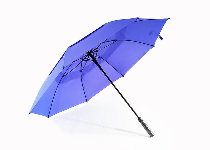双层抗风高尔夫伞