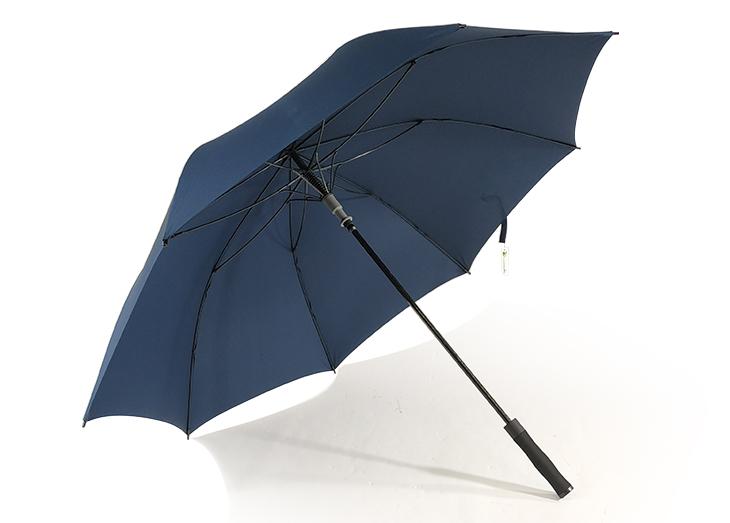 EVA舒适手柄蓝色高尔夫伞