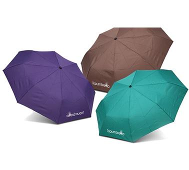 Topumbrella纯色自动开收防亚博app官方下载苹果伞